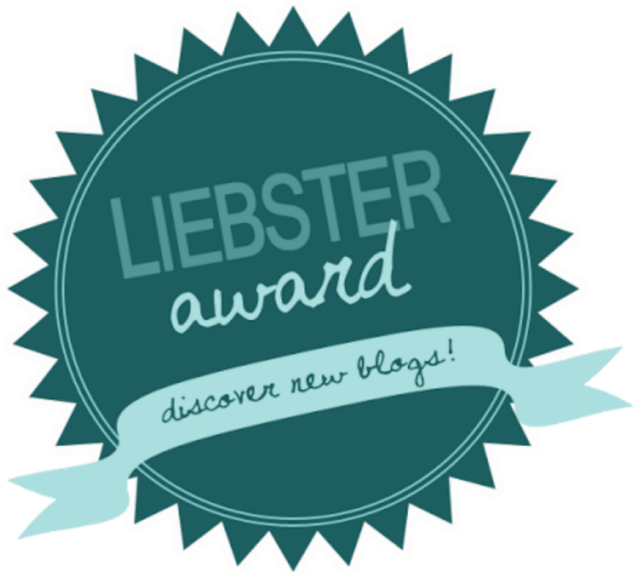 Liebster Award:-)
